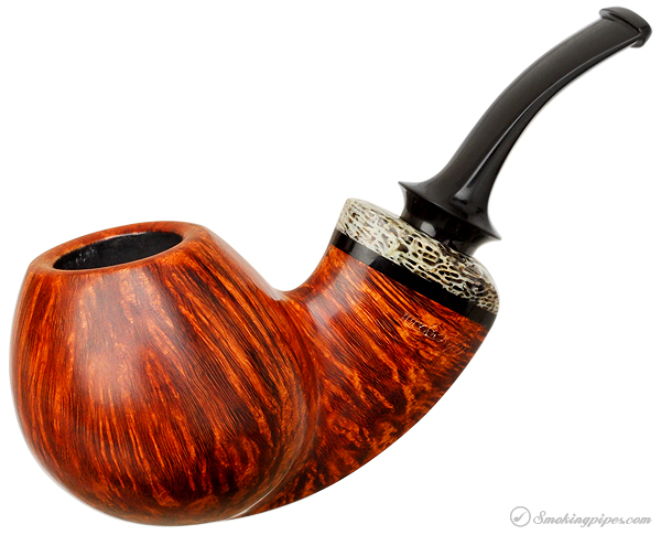 Grechukhin Smooth Bent Apple with Bone