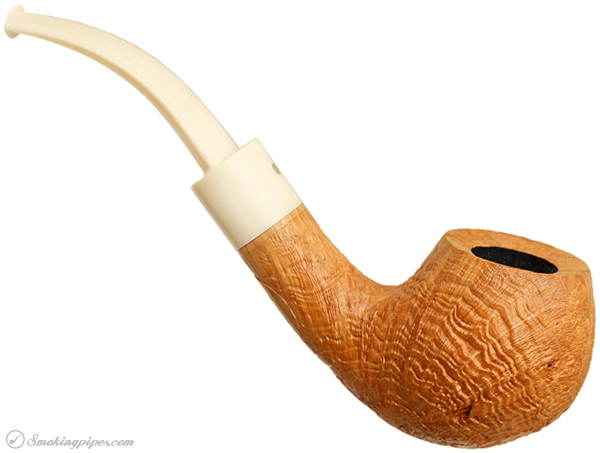Askwith Sandblasted Bent Apple
