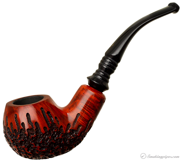 Viking Partially Rusticated Bent Apple