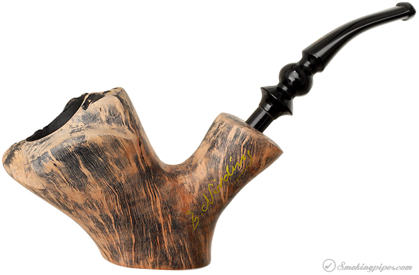 Signature Black Freehand Sitter Plateau
