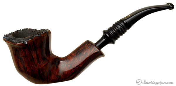 Brown Grain Freehand Sitter with Plateau (3)