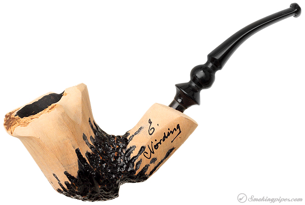 Signature Partially Rusticated Freehand with Plateau