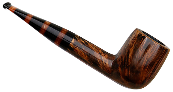 Nording Hunting Pipe Smooth Woodcock with 12 Gauge Tamper (2008)