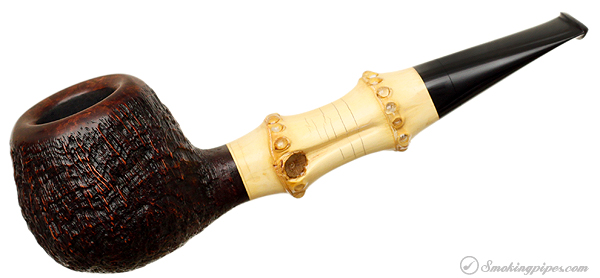 Michael Lindner Sandblasted Apple with Bamboo