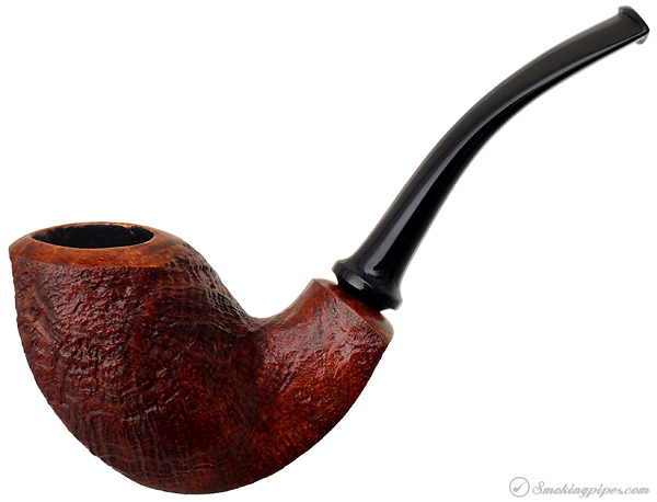 J&J Sandblasted Bent Egg