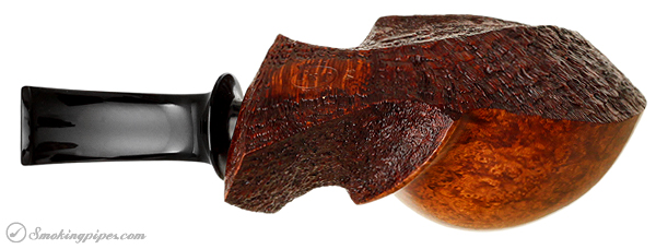 J&J Partial Sandblasted Blowfish with Copper