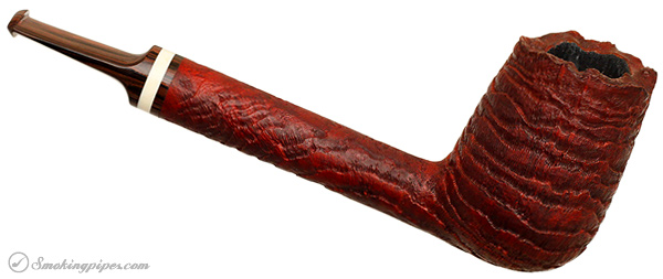 Bruce Weaver Sandblasted Lovat with Mastodon Ivory
