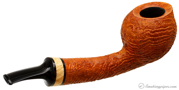 Bruce Weaver Sandblasted Bent Apple with Box Elder