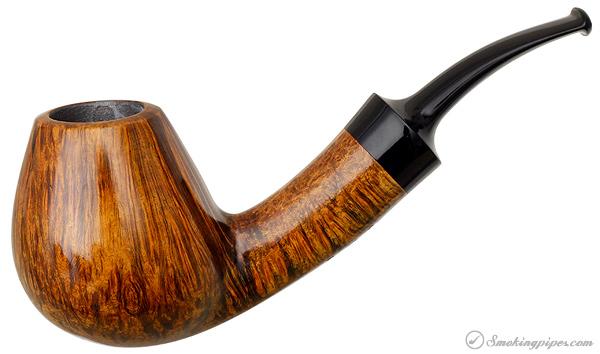 Gabriele Smooth Bent Brandy (Snail)