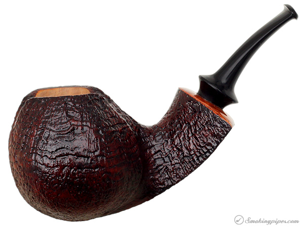 Gabriele Sandblasted Bent Apple (Turtle)