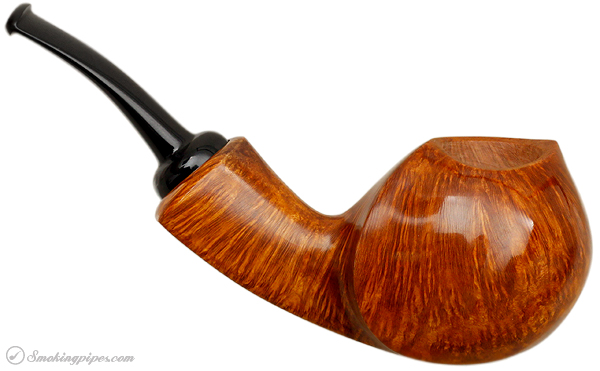 Gabriele Smooth Bent Freehand (Snail)