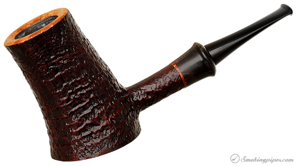 Gabriele Sandblasted Volcano with Exotic Wood (Turtle)