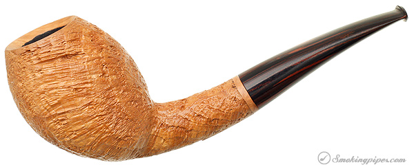 Armentrout Sandblasted Bent Egg