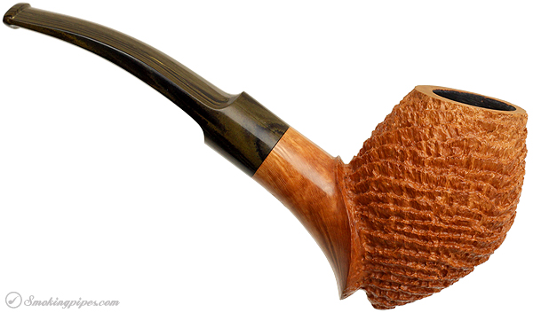 Werner Mummert Partially Sandblasted Hawkbill