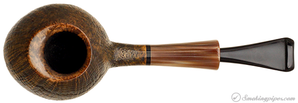 Gamboni Sandblasted Bent Tomato with Horn (Hole in One) (34)