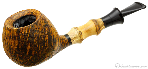 Gamboni Sandblasted Apple with Bamboo (Hole in One) (14/21)