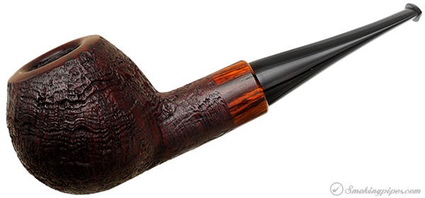Abe Herbaugh Sandblasted Apple with Cocobolo