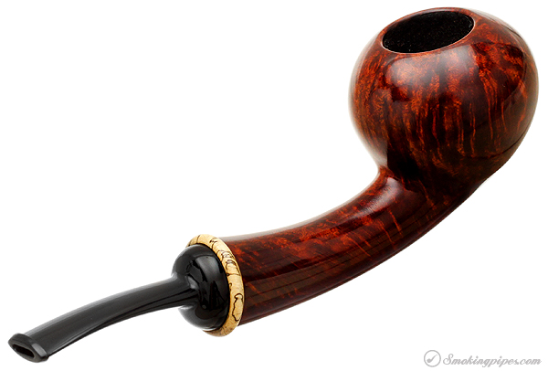 Abe Herbaugh Smooth Bent Apple with Maple