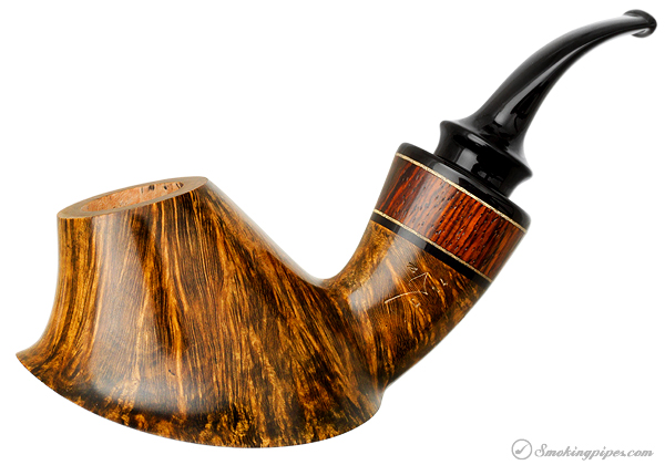 Daniel Mustran Smooth Volcano with Cocobolo