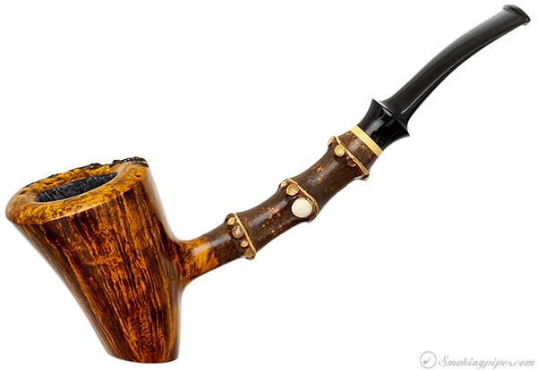 Ping Zhan Smooth Cherrywood with Bamboo