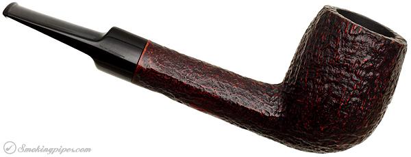 Danish Estate Peter Hedegaard Sandblasted Billiard (9mm) (Unsmoked)