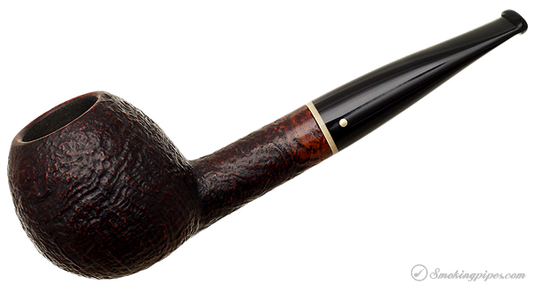 Danish Estate Kai Nielsen Sandblasted Apple (D) (9mm) (Unsmoked)
