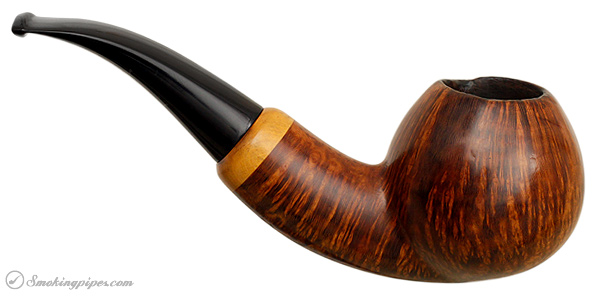 Danish Estate S. Bang Smooth Apple with Boxwood (7) (9mm)