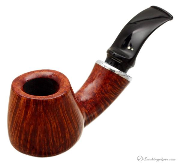 Danish Estate Winslow Smooth Bent Pot (B) (Unsmoked)