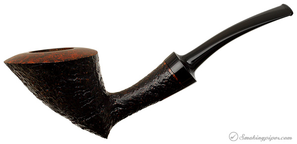 Danish Estate Tom Eltang Sandblasted Bent Dublin (Saturn)