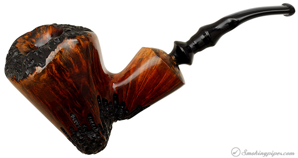 Nording Partially Rusticated Freehand Bent Dublin (FS)