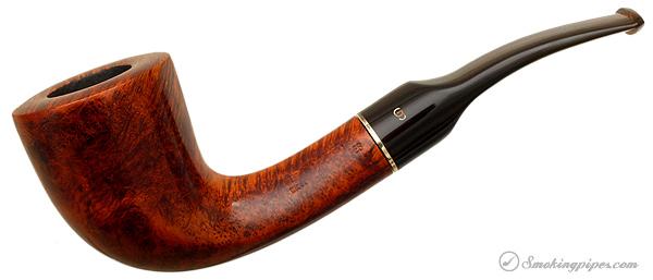 Georg Jensen Starline Smooth Bent Dublin (87) (9mm) (Unsmoked)