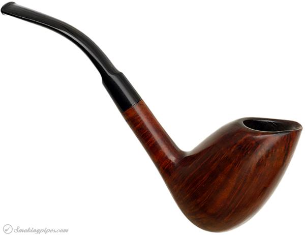 Danish Estate Preben Holm Pipe-Lon Smooth Bent Egg