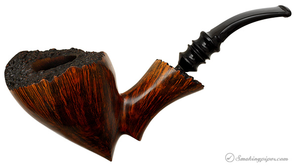 Ben Wade Golden Walnut Bent Acorn (Replacement Stem)