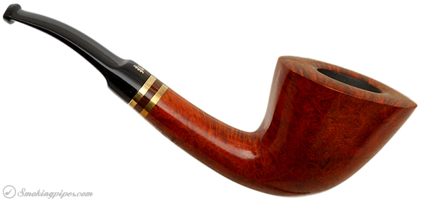 Danish Estate Stanwell Brass Band Smooth (180) (Unsmoked)