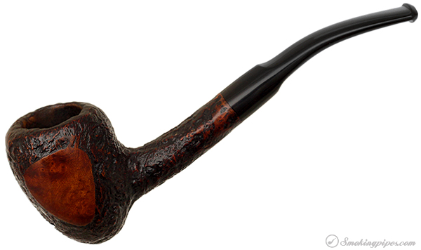 Royal Danish Partially Sandblasted Acorn (918) (by Stanwell) (Replacement Stem)