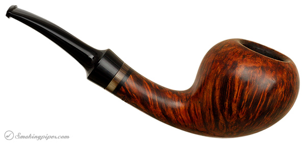 Danish Estate Former & Eltang Smooth Bent Tulip with Horn