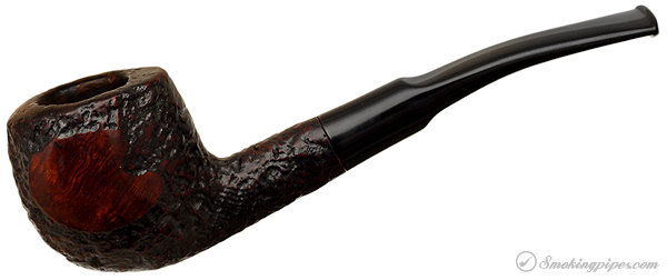 Royal Danish Partially Sandblasted Opera (978) (by Stanwell) (Replacement Stem)