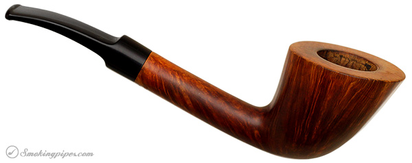 Danish Estate Teddy Knudsen Smooth Bent Dublin (Replacement Stem)