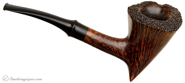 Danish Estate Tom Eltang Smooth Bent Dublin with Plateau (Sun)