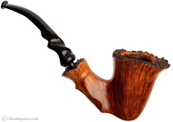 Danish Estate Preben Holm Fancy Straight Grain Freehand