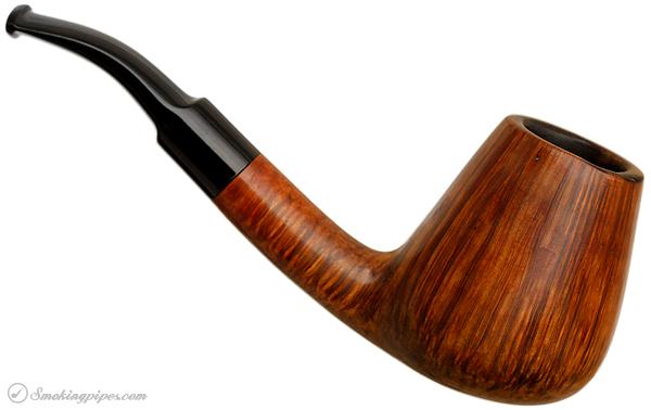 Danish Estate W.O. Larsen Smooth Bent Brandy (7) (Replacement Stem)