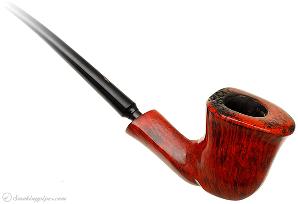 Danish Estate Nording Smooth Churchwarden Dublin with Plateau (2)