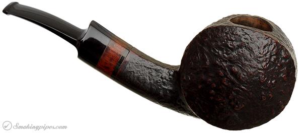 Danish Estate Peter Heeschen Sandblasted Blowfish (B)