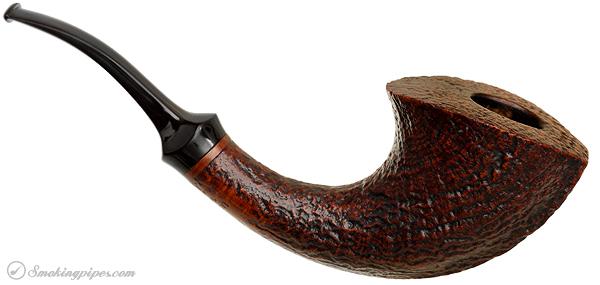 Danish Estate Lasse Skovgaard Sandblasted Horn (Lion)