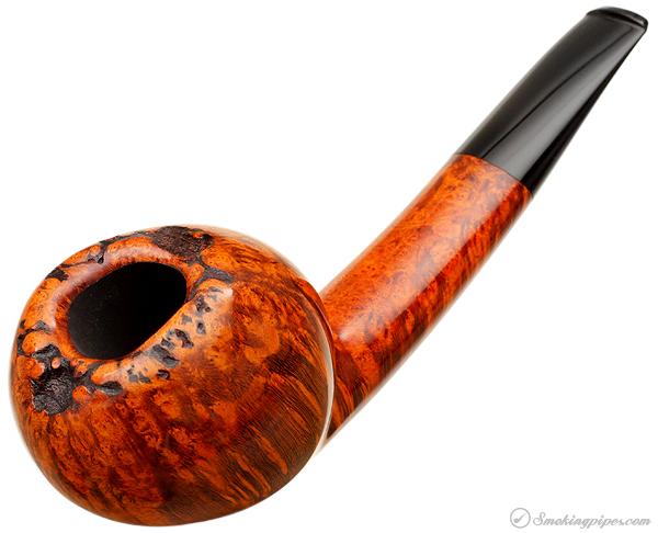 Danish Estate S. Bang Smooth Bent Ball (A) (Unsmoked)