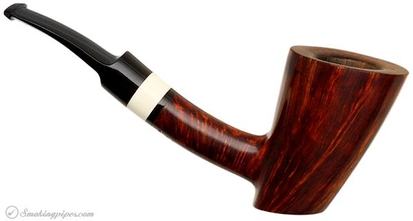 Danish Estate Peter Heeschen Smooth Cherrywood with Mastodon Ivory (B)
