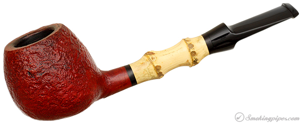 Danish Estate Peter Heeschen Sandblasted Brandy with Bamboo