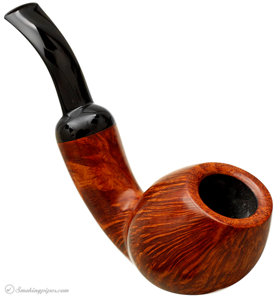 Danish Estate Former Freehand Smooth Bent Egg (Unsmoked)