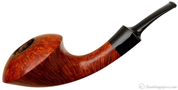 Danish Estate Peter Heding Smooth Calabash (Gold)