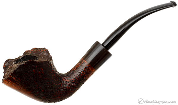 Danish Estate Eriksen Partially Sandblasted Bent Dublin